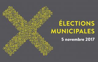 Pub Élections municipales 2017