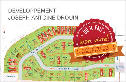 Développement Joseph-Antoine Drouin