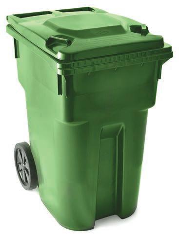 Cueillette des ordures