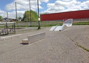 Centre des loisirs - Skate
